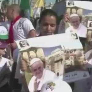 Grupos fazem ataques contra visita do Papa à Terra Santa