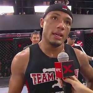 XFCi 10: veja luta entre Guilherme Faria x Ranfi Rivas