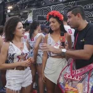 Quem leva mais tempo para se produzir durante o Carnaval?