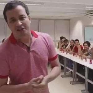 Veja o novo episódio do The Live Show, com Rafael Cortez