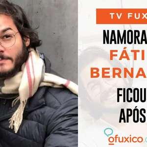 TV Fuxico: Namorado de Fátima Bernardes descobre problema de trombose!