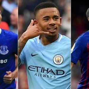 Veja os jogadores brasileiros que mais se valorizaram em 2018