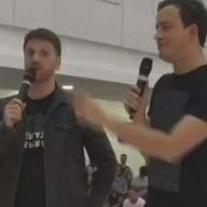 The Live Show: Cortez recebe Daniel Zukerman, do Pânico