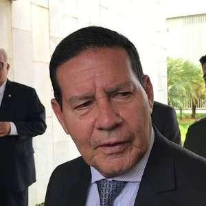 Mourão: Único problema de Flávio é o sobrenome