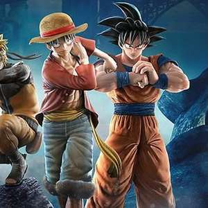 Naruto, Yu-Gi-Oh!, Dragon Ball: Jump Force já nasce clássico