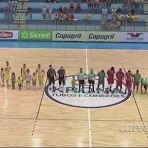 Futsal: Marechal goleia o Dois Vizinhos na abertura do Estadual