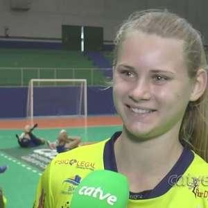 Futsal: Cascavel se prepara para enfrentar o Guarapuava no Paranaense Feminino