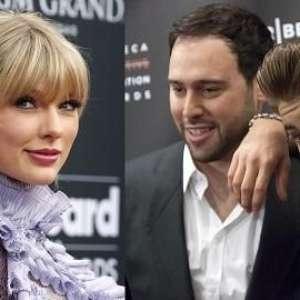 A briga envolvendo Taylor Swift, Justin Bieber e mais
