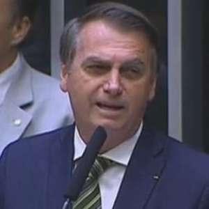 """Bolsonaro volta à Câmara e diz: """"Sou do baixo clero""""; veja"""