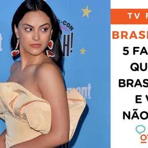 5 famosos que são brasileiros e você nem desconfiava!