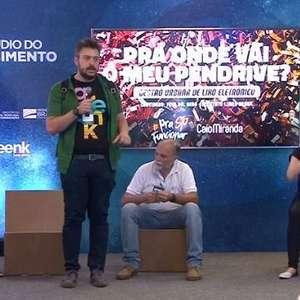Greenk pauta discussão sobre descarte de lixo eletrônico