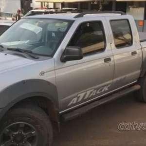 Homem é preso após atingir com pau carros em movimento na PR 180 em Cascavel