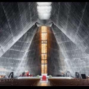 """Série """"Espaços Sagrados"""" destaca igrejas modernas"""