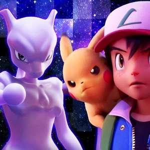 Pokémon: Mewtwo Contra-Ataca em remake 3D do primeiro filme