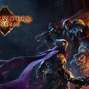 Zangado assume guerra em Darksiders: Genesis