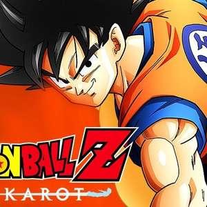 Zangado confere a primeira hora de Dragon Ball Z Kakarot
