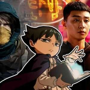 Mais séries para maratonar na quarentena: de anime a drama