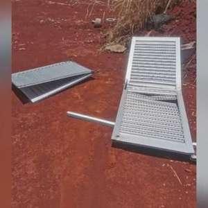 Atos de vandalismo em espaços públicos causam prejuízos de mais de R$15 mil