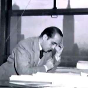 ONU divulga fotos raras de Niemeyer em Nova York