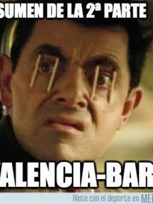 Los mejores memes de la victoria 'in extremis' del Barcelona