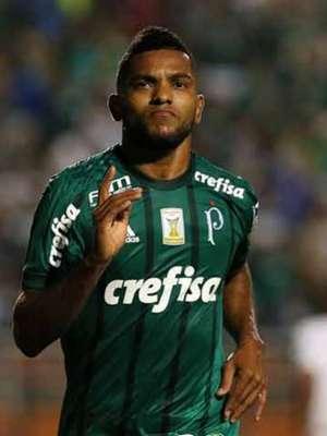 Borja encerra jejum, e Palmeiras de Valentim vence a Ponte