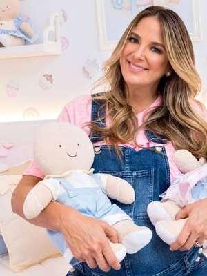 Irmã de Ticiane Pinheiro posa com sobrinha Manuella e ...
