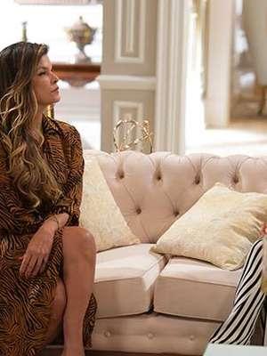 Topíssima: Angélica revela segredo de Sophia para Lara