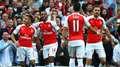 Arsenal atropela Manchester United com golaços-relâmpago