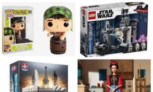 Dia das Crianças: Conheça 10 brinquedos feitos para conquistar adultos