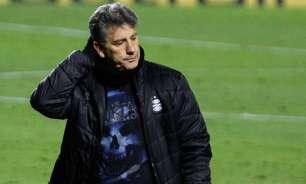Após eliminação, Renato Gaúcho não é mais técnico do Grêmio