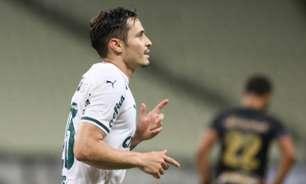 Raphael Veiga exalta desempenho tático no Equador