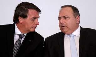 """Bolsonaro quer Pazuello no Planalto para evitar """"explosão"""""""