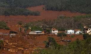 Barragem em Mariana pode romper, diz órgão trabalhista