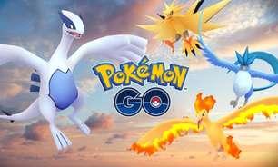Jogadores de Pokémon GO estão sendo suspensos por 7 dias repetidamente