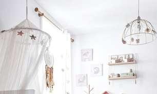 Quarto de Bebê Retrô: +64 Ideias Encantadoras para Sua Decoração