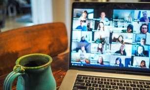 Como escolher a janela para compartilhar tela no Google Meet