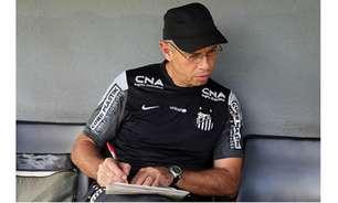 Santos contrata velho conhecido como supervisor da equipe Sub-23