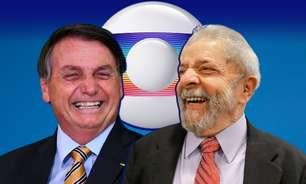 Pior para a Globo: reeleição de Bolsonaro ou volta de Lula?