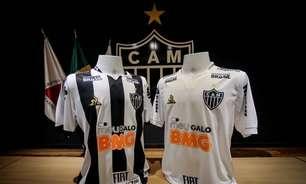 Atlético-MG lança nova coleção de uniformes em evento virtual