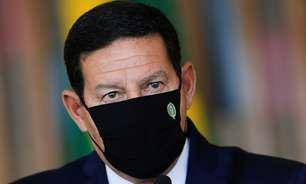 Mourão diz que governo não deveria ter interrompido auxílio