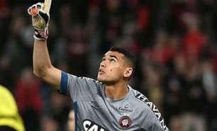 Athletico divulga a lista dos inscritos para a Copa Sul-Americana