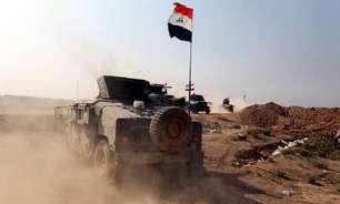 Iraque encontra 'tesouro' do EI avaliado em mais de US$ 1,5 milhão