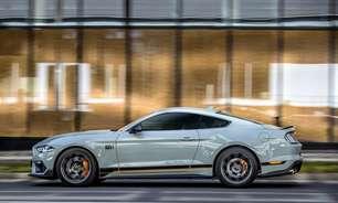 Ford Mustang Mach 1, ícone do desejo, estreia no Brasil