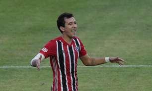 São Paulo bate o Palmeiras e quebra tabu no Paulistão