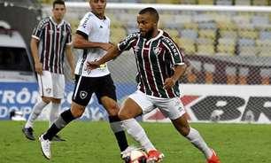 Recuperado da Covid-19, Samuel Xavier, do Fluminense, fala sobre Libertadores: 'Foco agora é no River'