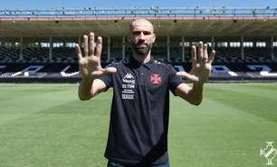 Com Vanderlei e sem Rômulo, Vasco encerra preparação para o jogo contra o Boavista
