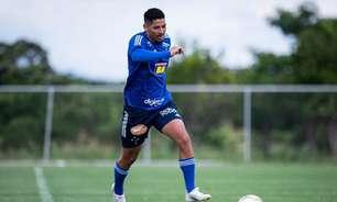 Cruzeiro atualiza situação de Zé Eduardo e mantém afastamento do jogador por questões de saúde