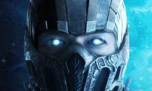"Scorpion e Sub Zero lutam em cena inédita de ""Mortal Kombat"""