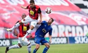 Cruzeiro joga mal, e é derrotado pelo Pouso Alegre