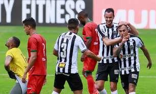 Atlético-MG vence Boa Esporte e garante liderança na 1ª fase